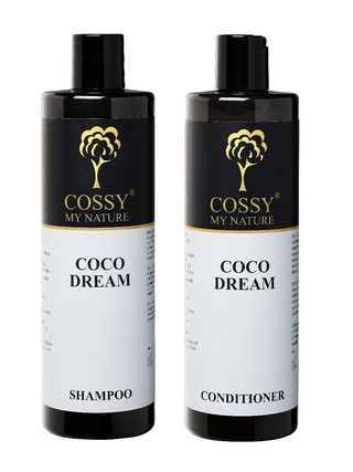 Sæt - Cossy Coco Dream Conditioner & Shampoo