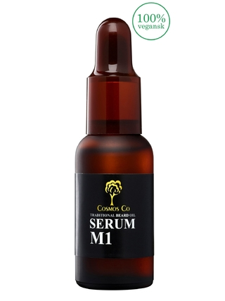 SERUM M1 Beard oil - skæg olie  30 ml