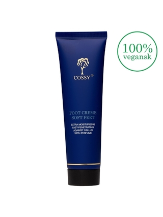 Cossy Foot Creme - Soft Feet 100 ml
