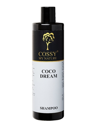Cossy Coco Dream shampoo 400 ml