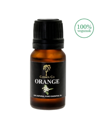 Appelsinolie 10 ml - Orange - Æterisk olie