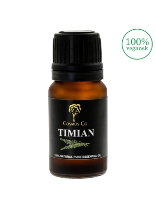 Timianolie 10 ml - Thyme - Æterisk olie