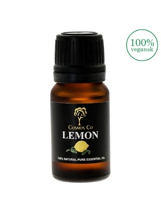 Citronolie 10 ml - Lemon - Æterisk olie